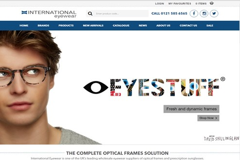 Internatiomal Eyewear