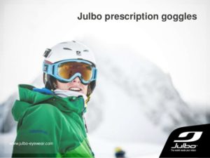 For Julbo, vision problems shouldn t stop people from practising their  favourite winter sports. Using its expertise and vast experience, Julbo has  developed ... aa2ca15e5cd1